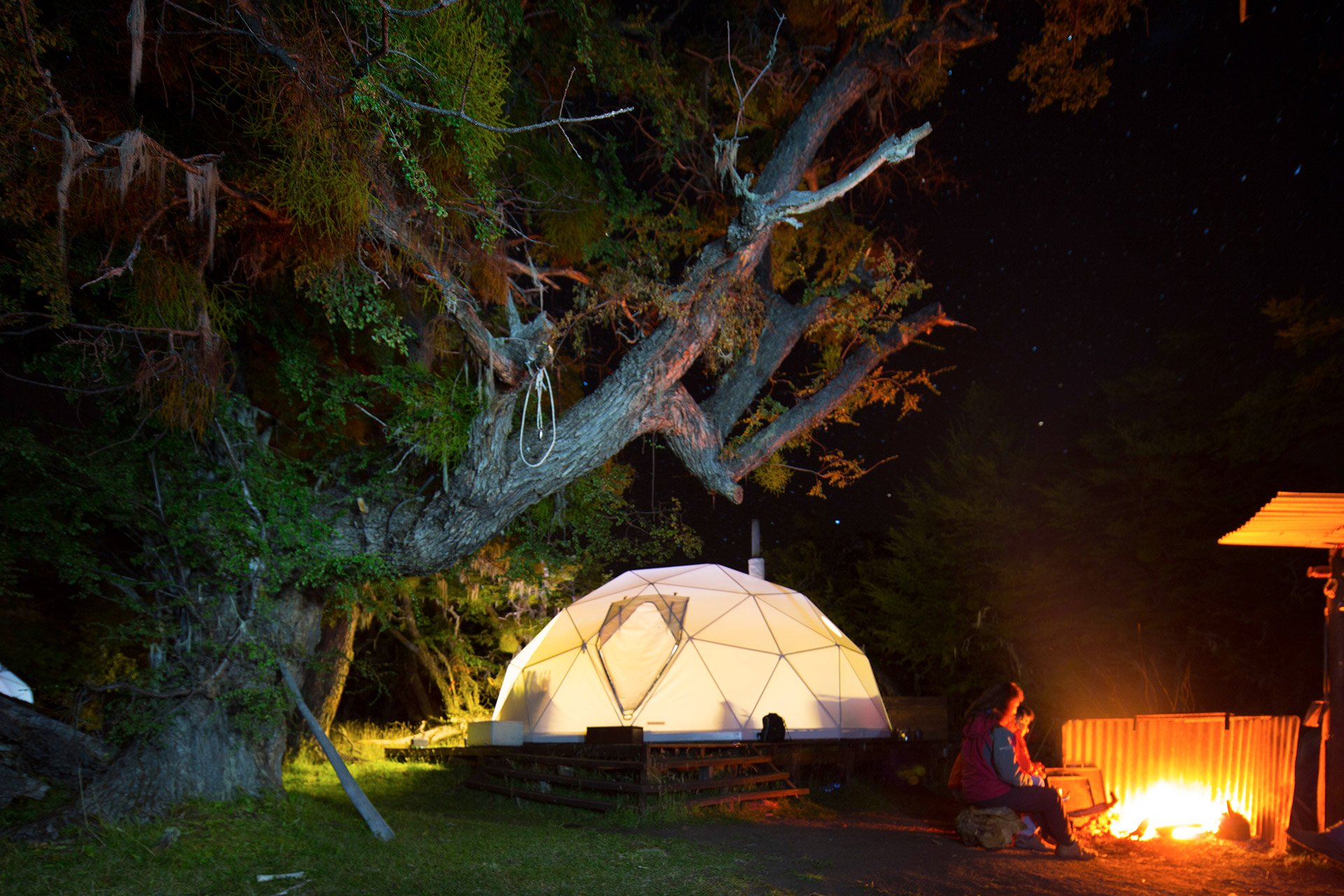 Adventure Domes – Glamcamping
