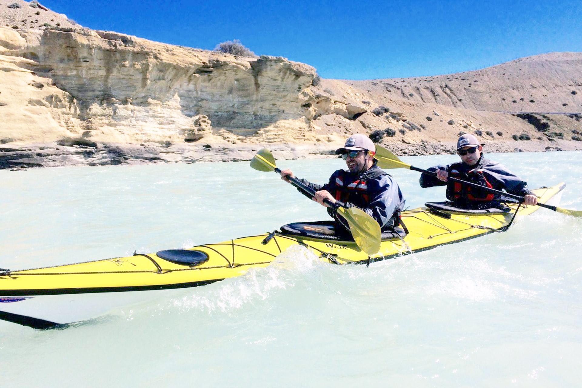 Expedición Rio Santa Cruz